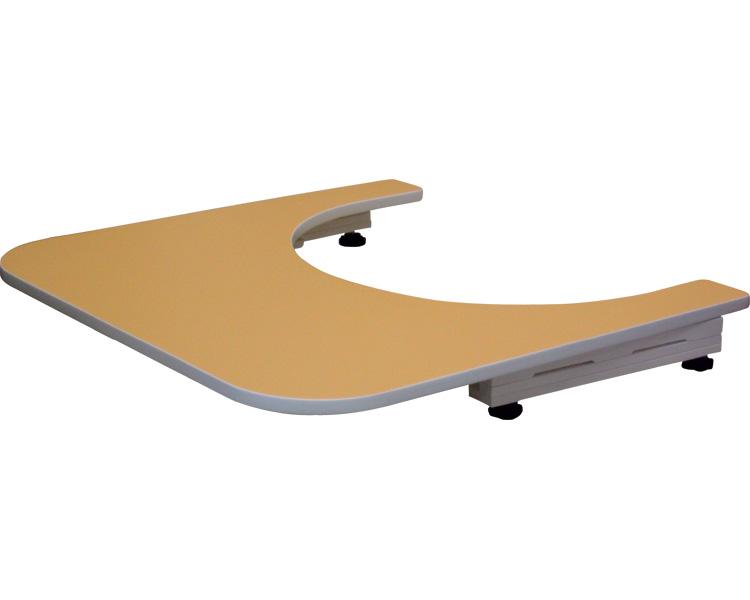 車椅子上で、おいしく食事をして頂く、新提案 【送料無料】車椅子テーブル いいともパレット スタンダード/ NU-EP-S