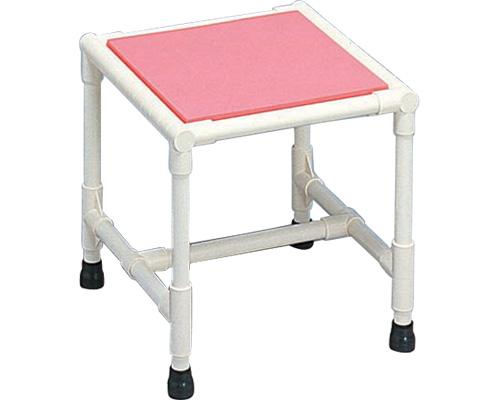 【送料無料】シャワーいす 背もたれなし/ TY-801(P) ピンク