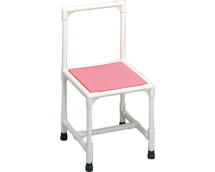 【送料無料】シャワーいす 背もたれ型/ TY-802(P) ピンク