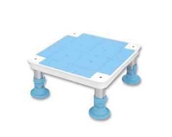 【送料無料】テイコブ浴槽台 小サイズ 高さ13~16cm/ YD01-13[ 株式会社 幸和製作所 ]