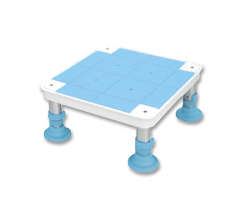 【送料無料】テイコブ浴槽台 小サイズ 高さ16~20.5cm/ YD01-16[ 株式会社 幸和製作所 ]
