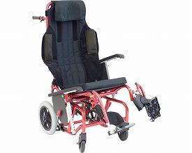【送料無料】リクライニング車椅子 えみ~ごII(emigo) 標準仕様
