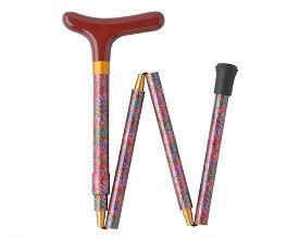 SALENEW大人気 チャップリン 大幅にプライスダウン イージーフィットY型 送料無料 折たたみ式杖