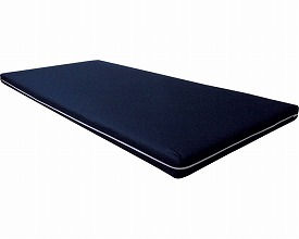 【送料無料】コンフォートダブルマットレス/ KMPR-91BS 幅91cm ショート[ ライフモア 株式会社 ]