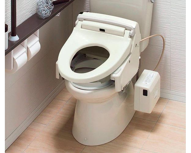 【送料無料】シャワートイレ便座昇降装置 おしリフト/ CWA-40[ 株式会社INAX ]