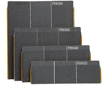 【送料無料】ポータブルスロープ エッジ付1枚板タイプ(PEKシリーズ)/ PEK060 長さ60cm [ 株式会社 イーストアイ ]