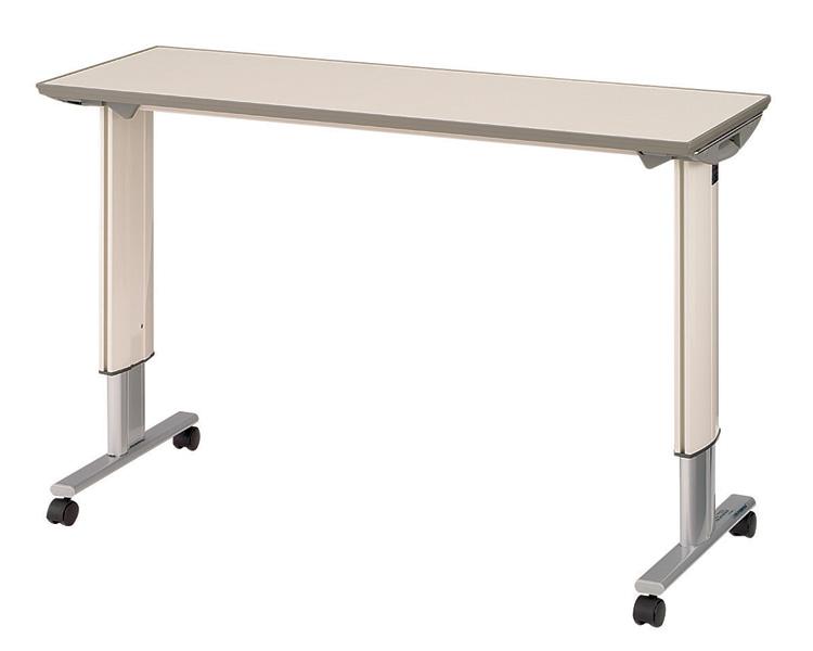 【送料無料】オーバーベッドテーブル 91cm用 / KF-832LA アイボリー