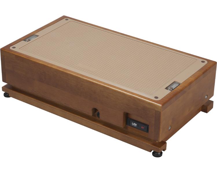 【送料無料】LED滑り止め玄関台 高さ調節タイプ / LED-60-UP 60cm幅 [ ユーバ産業 株式会社 ]