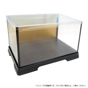 ●【送料無料】金張プラスチックヨコ長ケース 23×12×27cm 6個セット「他の商品と同梱不可/北海道、沖縄、離島別途送料」