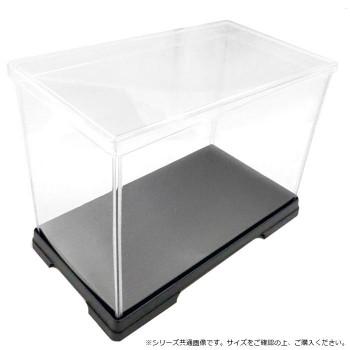 ●【送料無料】透明プラスチックヨコ長ケース 40×21×40cm 6個セット「他の商品と同梱不可/北海道、沖縄、離島別途送料」