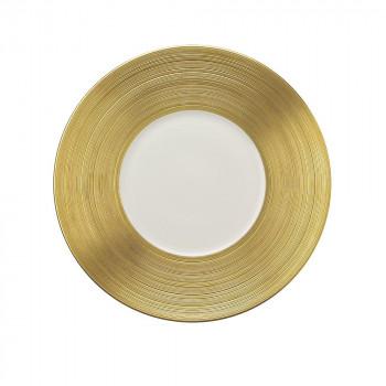 ●【送料無料】【代引不可】Luzerne CANVAS SELIENA セリエナ 32.0cm ショープレート GOLD SL1032GD「他の商品と同梱不可/北海道、沖縄、離島別途送料」