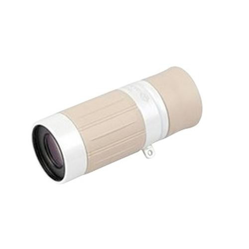 ●【送料無料】単眼鏡 ギャラリーEYE 6×16 アイボリー 071140「他の商品と同梱不可/北海道、沖縄、離島別途送料」