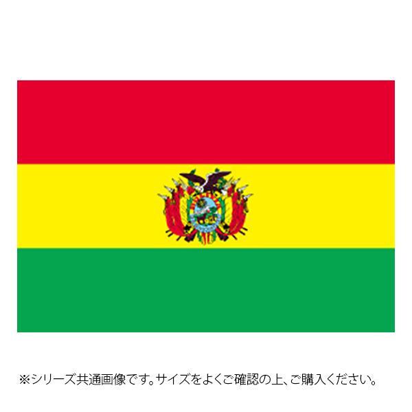 ●【送料無料】N国旗 ボリビア No.2 W1350×H900mm 23448「他の商品と同梱不可/北海道、沖縄、離島別途送料」