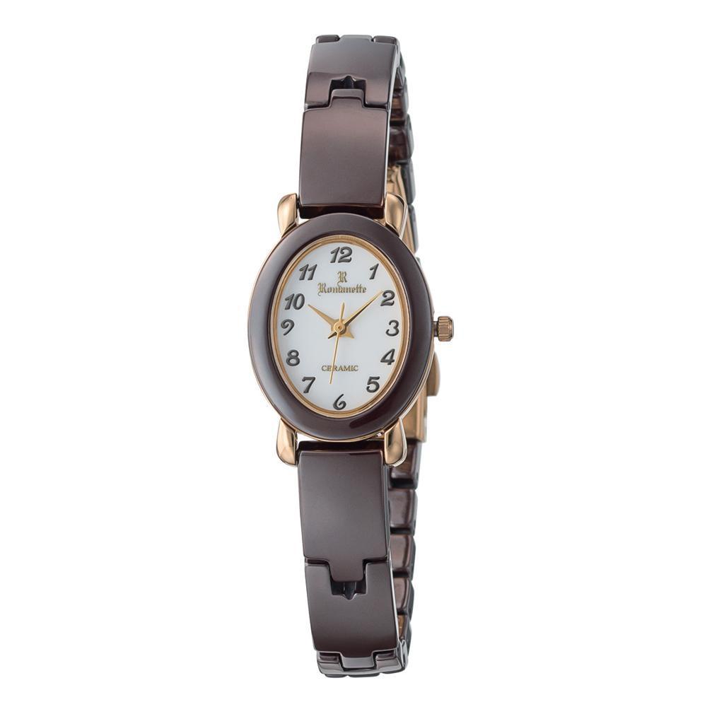 ●【送料無料】ROMANETTE(ロマネッティ) レディース 腕時計 RE-3528L-09「他の商品と同梱不可/北海道、沖縄、離島別途送料」