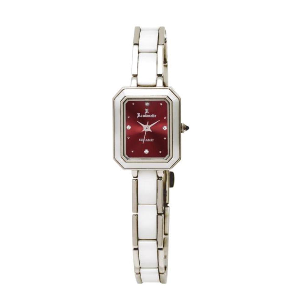 ●【送料無料】ROMANETTE(ロマネッティ) レディース 腕時計 RE-3527L-4「他の商品と同梱不可/北海道、沖縄、離島別途送料」