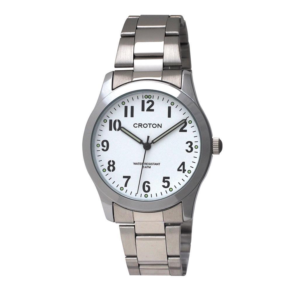 ●【送料無料】CROTON(クロトン) 日本製 メンズ 腕時計 RT-168M-C「他の商品と同梱不可/北海道、沖縄、離島別途送料」