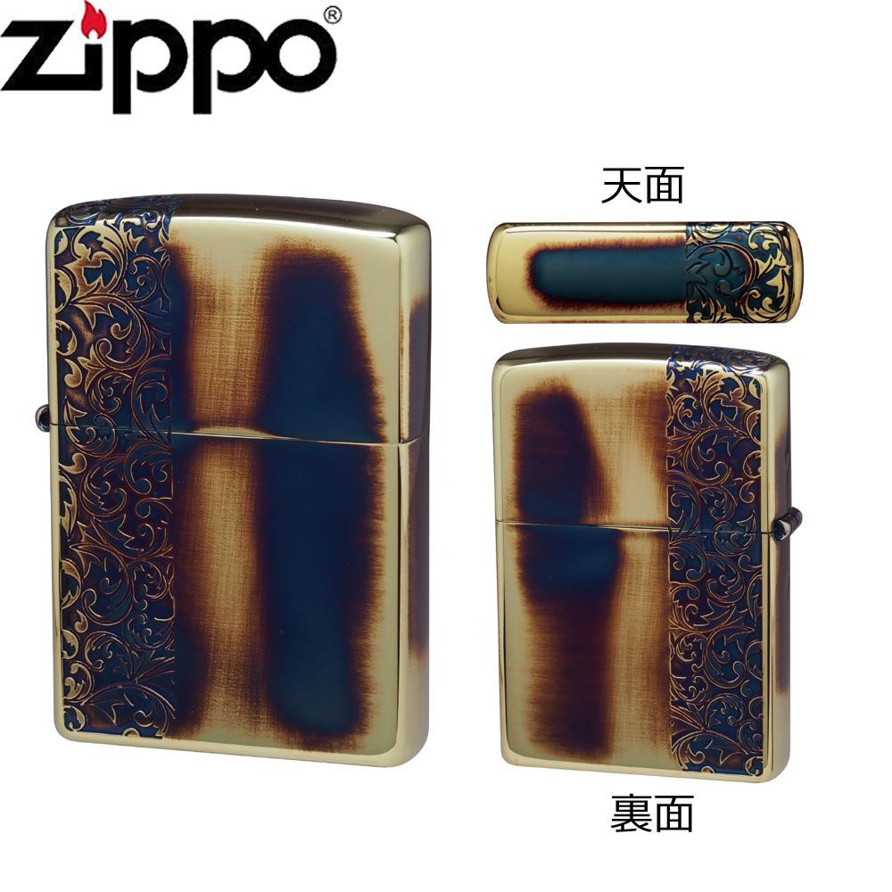 ●【送料無料】ZIPPO(ジッポー) ライター クラシックアラベスク CLA-G「他の商品と同梱不可/北海道、沖縄、離島別途送料」