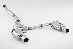 FUJITSUBO フジツボ マフラー AUTHORIZE R 車種:スバル インプレッサWRX STI 4door型式:GVB 57063083-2 【NF店】
