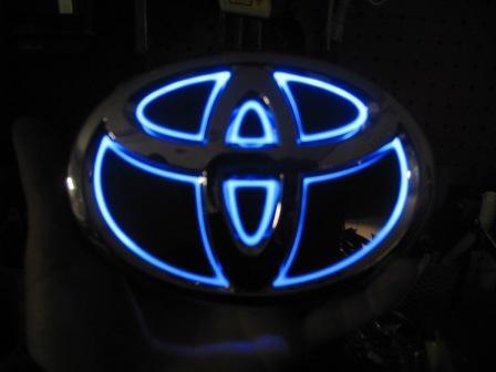 ■Junack ジュナック LEDトランスエンブレム リア LTE-T5 【NF店】