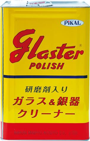 日本磨料工業 PIKAL(ピカール) グラスタ-ポリッシュ18L 数量1 品番 24000 【NF店】