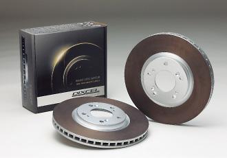DIXCELディクセルブレーキローターHDフロントPD1214863SR/L