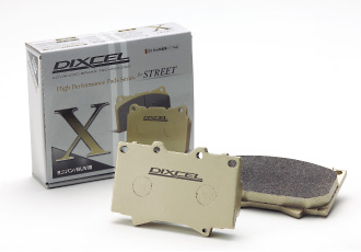 DIXCEL ディクセル ブレーキパッド タイプX フロント  X1111291 【NF店】