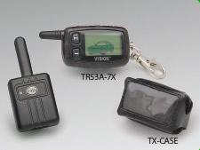 VISION キラメック 1480用オプションページャー&アンテナセット TR537S 【NF店】