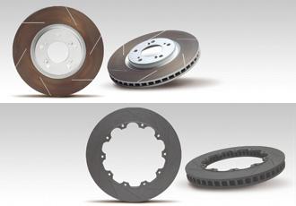 DIXCEL ディクセル ブレーキローター FP フロント 品番:FP3617039S