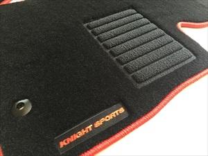 KNIGHT SPORTS ナイトスポーツ フロアマット  KZD-97671 RX-7 FC