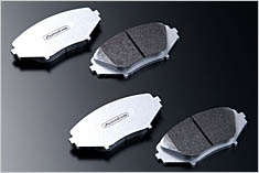 マツダスピードアクセラ 【NF店】 AutoExe ブレーキパッド フロント カーボンメタル 【MBM510R】 オートエグゼ BK3P