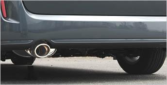 AutoExe オートエグゼ プレミアムテールマフラー (H22.4~生産車) 【MCC8Y10】 ビアンテ CCEFW i-STOP 純正リアアンダースポイラー付 【NF店】