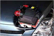 AutoExe オートエグゼ スポーツインダクションボックス エアフィルター無し 【MLY957】 MPV LY3P,ER3P 【NF店】