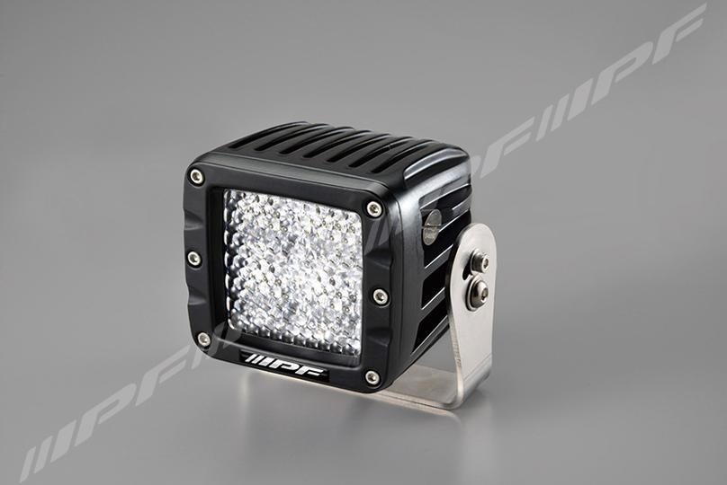 IPF LED 600シリーズ 2インチ バックランプ(12V/24V) 642BL 【NF店】