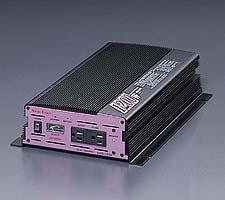 New-Era(ニューエラー) 正弦波タイプ 12V用DC-AC インバータ 1200W 【SAS-1200】 【NF店】