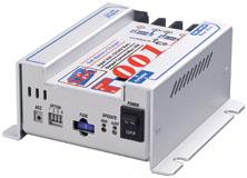 New-Era(ニューエラー) サブバッテリーチャージャー 12V/24V兼用 MAX30A 【SBC-001B】 【NF店】
