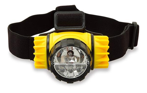 卸売 入り数48セット YAMAZEN 山善 Campers Collection LED3ヘッドライト FD-683X
