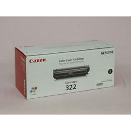 <欠品中 未定>☆CANON トナーカートリッジ322 ブラック 輸入品 CN-EP322BKJY