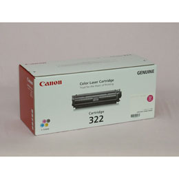 <欠品中 未定>☆CANON トナーカートリッジ322 マゼンタ 輸入品 CN-EP322MGJY