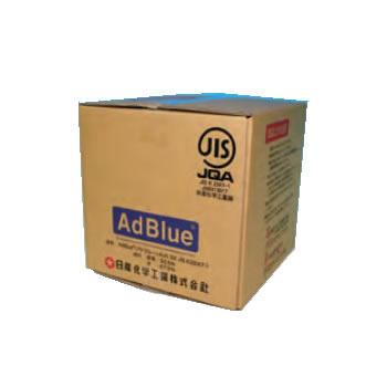AdBlue アドブルー 20L ×10個 計200L 尿素SCRシステム専用尿素水溶液 ・ 安心と信頼の国内製「日産化学」ブランド<代引不可/日時指定不可>