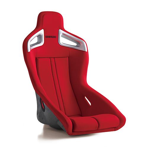 BRIDE ブリッド 2シーター専用フルバケットシート A.I.R RED  F86BMF 【NF店】