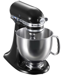 【KK/代引不可】F.M.I KitchenAid キッチンエイド 泡立てる・混ぜる・練る スタンドミキサー KSM150OB