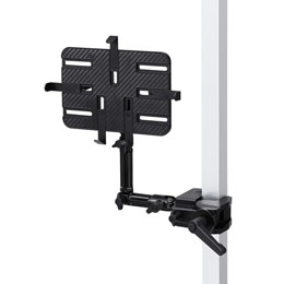 ☆サンワサプライ 7~11インチ対応iPad・タブレット用支柱取付けアーム CR-LATAB22