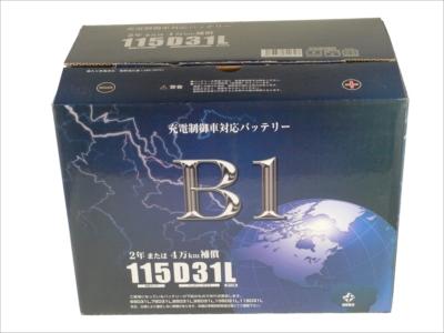 BROAD ブロード B-1 バッテリー 115D31L 【NF店】