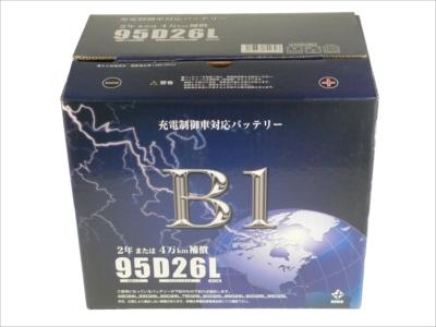 BROAD ブロード B-1 バッテリー 95D26L 【NF店】