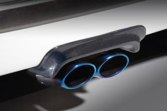 BLITZ ブリッツ マフラー NUR-SPEC OVAL Ti 【69520】 車種:トヨタ エスクァイア 年式:14/10- 型式:ZWR80G エンジン型式:2ZR-FXE 【NF店】