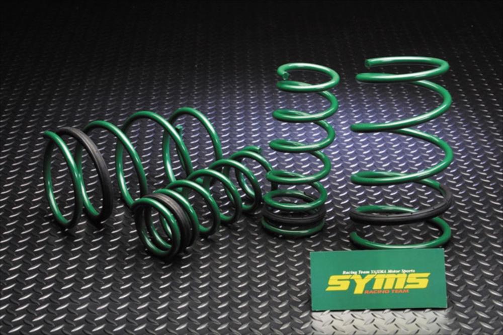SYMS シムスレーシング ダウンスプリングセット 品番:Y0700SH001 車種:フォレスター SH