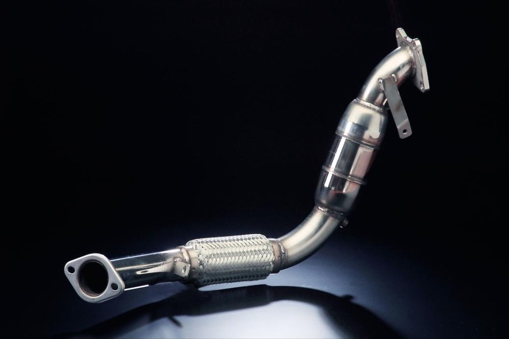 SYMS シムスレーシング フロントパイプ用メタルキャタライザー 品番:Y080044015 車種:レガシィ BE/BH