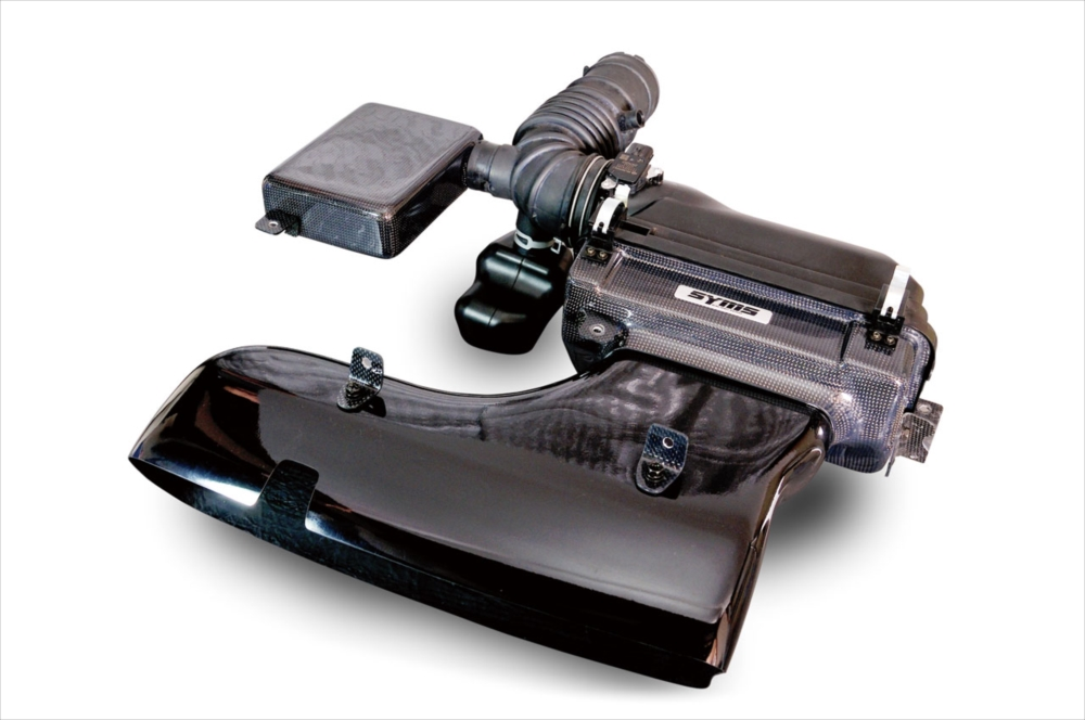 SYMS シムスレーシング エアインダクションボックス エアフィルター付 品番:Y2000EG015 車種:BRZ/86 ZC6 /ZN6