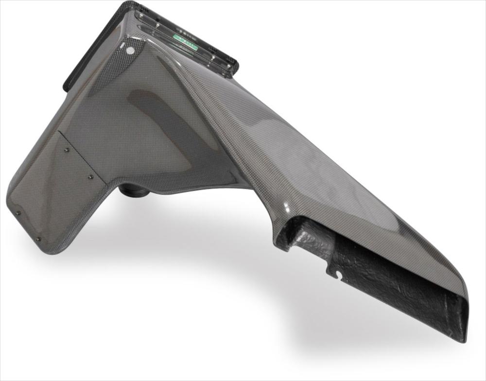SYMS シムスレーシング エアインダクションボックス エアフィルター付 品番:Y2000EG012 車種:レガシィ BP/BL