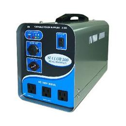 ☆スワロー電機 【受注生産のため納期約2週間】ポータブルバッテリー(電源)300VA Z-300